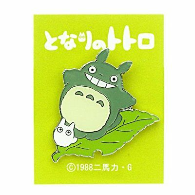 My Neighbor Totoro pin batch large Totoro leaves T-27