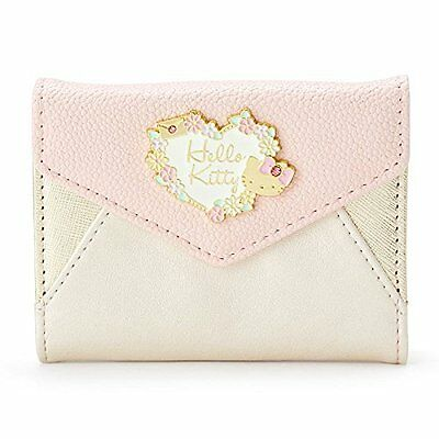 Hello Kitty card case letter