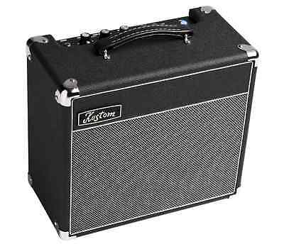 Kustom Defender V15 15 Watt Tube Combo Guitar Amplifier NEW!! DEFENDERV15