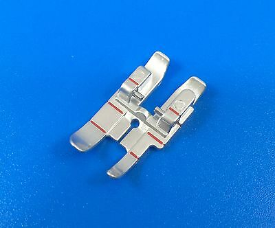 """1/4"""" inch Patchwork Quilting foot for pfaff sewing machine with IDT 820929-096"""