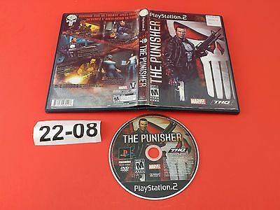 The Punisher [No Manual] (PS2 Playstation 2) Tested & Working