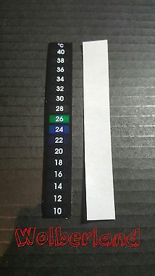 LCD Thermometers for HomeBrew or Fish & Reptile Tank 10-40 °C FREE Next Day Post