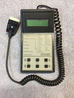 Pre Owned Zapi Handset For Crown Lift Trucks - Fc2009B