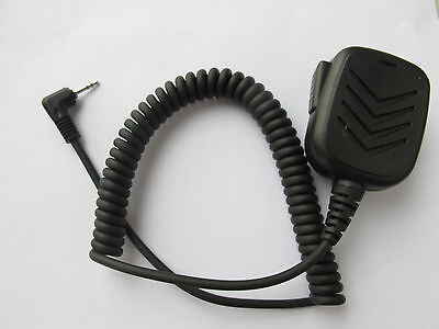 2.5mm 1 pin Remote Speaker Microphone for Motorola Consumer Portable 2-Way Radio