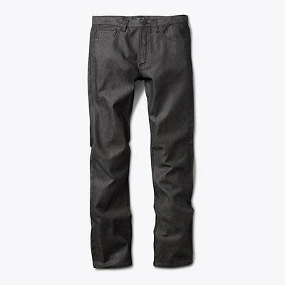 Diamond Supply Co. Herren Sk8 Leben Jeans Raw Schwarz