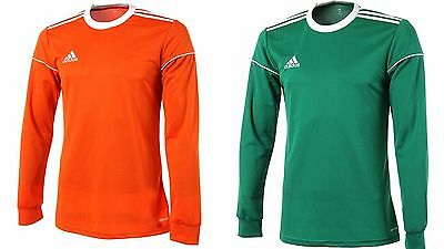 Details about Adidas Men SERENO 14 Training Jersey Climalite SS Sports Soccer Football F49701