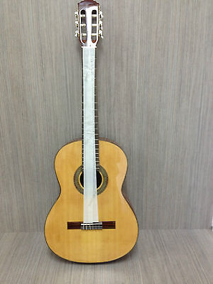 Full size Solid Cedar Top n Classical Guitar Clearance(21)