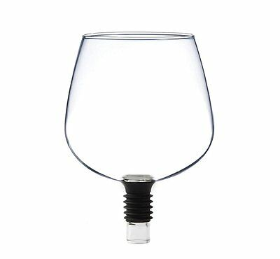 Guzzle Buddy It Turns Your Bottle of Wine Into Your Wine Glass