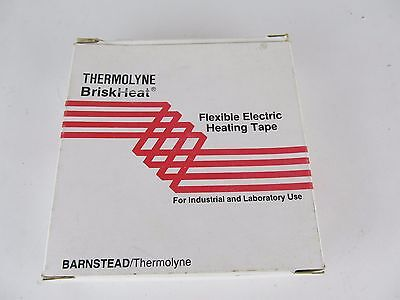 THERMOLYNE BriskHeat Flexible Electric Heating Tape w/ Box, Manual B00051020