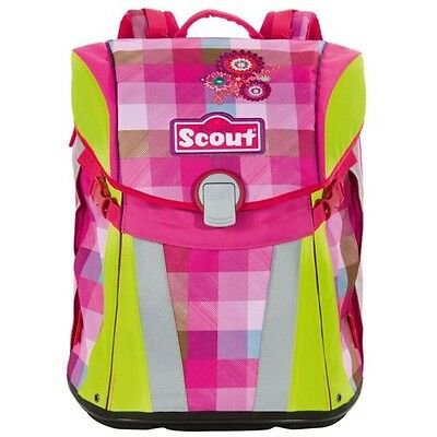 (TG. 40 cm) Scout - Alfred Sternjakob, Zaino casual, rosa (pink), 40 cm - NUOVO