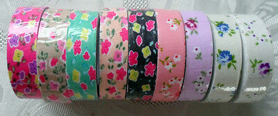 washi cotton tape for craft