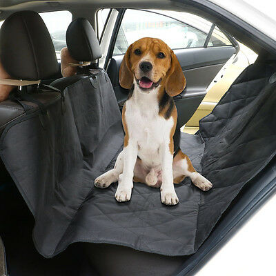 Waterproof Pet Cat Dog Back Car Rear Seat Cover Hammock NonSlip Protector Mat AU