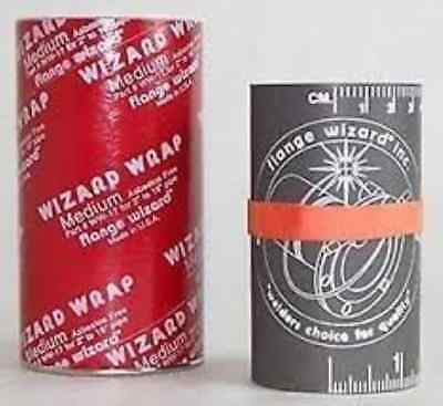 "Flange Wizard WW-17 Wizard Wraps, 3 7/8"" x 60"", Heat Resistant, Medium"