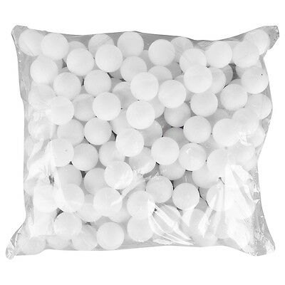New Generic Practice Ping Pong Balls - Table Tennis Balls (Pack of 144)