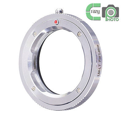 LM-LT Brass Adapter for Leica L/M Lens to Leica SL T Type 701 Mirrorless Camera
