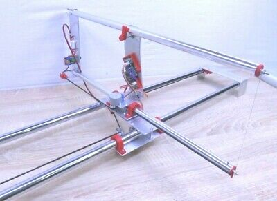 COSTYCNC Low cost plotter cnc with hot wire >> cut area 80x38x15cm approximately