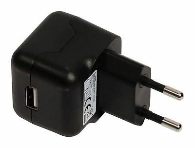 Valueline USB AC charger USB A female - AC home connector black