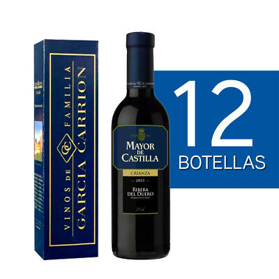 Mayor De Castilla Crianza - 12uds/375ml