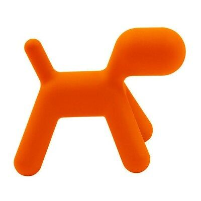 Magis Puppy Childrens Chair By Eero Aaranio Small Orange Puppy