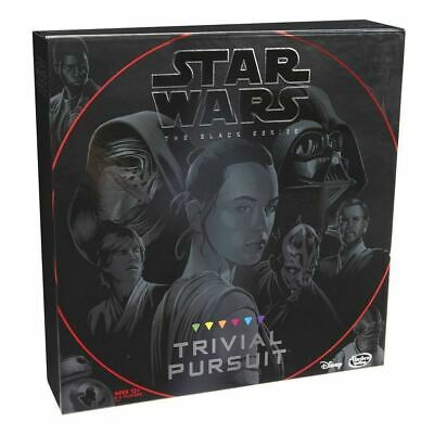 Star Wars Trivial Pursuit Edition from Hasbro Gaming - Brand New