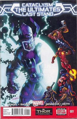 Catalysm Ultimates Last Stand #1 (of 5)   NOS!!!