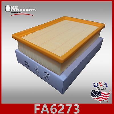 Fa6273 Ca11222 49590 96950990 Engine Air Filter ~ 2012-2018 Chevrolet Sonic