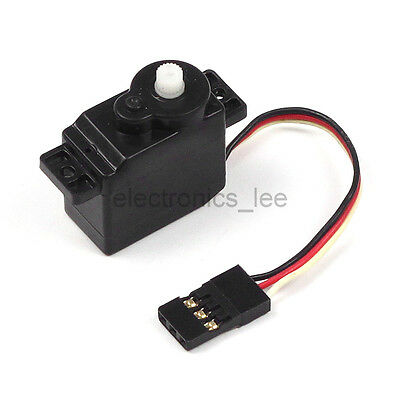 5pcs 6g Micro Servo for RC Airplane Helicopter Car Robot Boat Machine