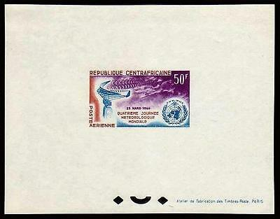 Space. Central Africa 1964. Sc.C18 de luxe proof.