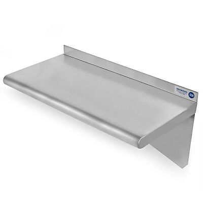Restaurant Kitchen Metal Shelves stainless steel commercial kitchen wall shelf restaurant shelving