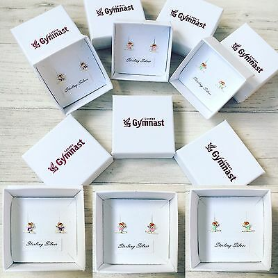 Gymnast Earrings - Perfect Gift