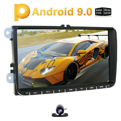 """GPS Navi Stereo for VW Passat Jetta Golf 8"""" Android Car DVD Double Din Player"""