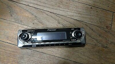 Pioneer Deh-P740Mp / Deh-P7400Mp Faceplate Only  Tested