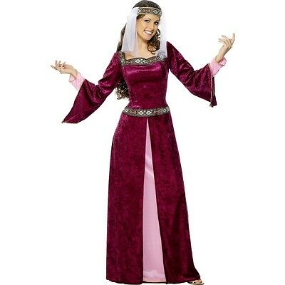 Costume medieval maid marion