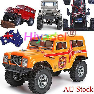 HSP 1/10 Scale RC Nitro 4WD RTR Off Road High Speed Hobby Remote Control Car AU
