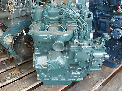Kubota D750 Fully Reconditioned Exchange Engine + 6 months Warranty