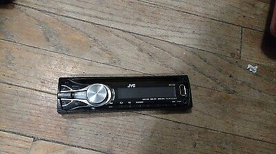 JVC KD-S39 Faceplate Only- Tested