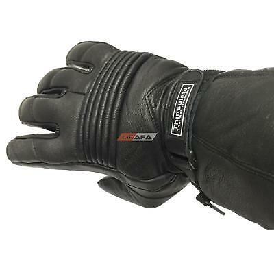 Chelsea Motorcycle Genuine Leather Gloves waterproof Breathable thermal Lining