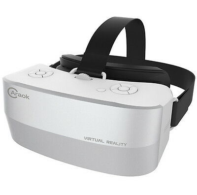 V12 ANDROID 4 4 All-in-One 3D VR Glasses Allwinner H8 Quad Core 2G 16G Wifi