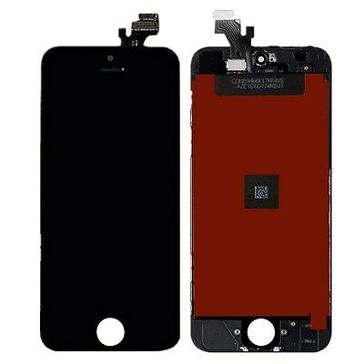 1x For iPhone 5 LCD Screen Touch Display Replacement Assembly Digitizer Black US