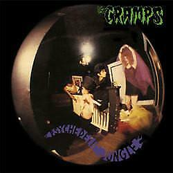 "New Music Record The Cramps ""Psychedlic Jungle"" LP"
