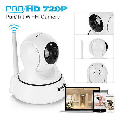 Annke 720P baby monitor Wireless WiFi IP Home CCTV Home Security Camera System