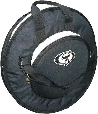 Protection Racket Deluxe 24 inch Cymbal Bag, Black (NEW)