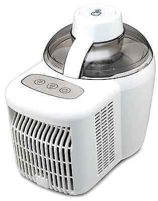Gourmia GSI280 Automatic Ice Cream Maker with Internal Cooling System - No Pre F