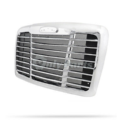 Freightliner Cascadia Grille 00-08 | Chrome | Bugscreen