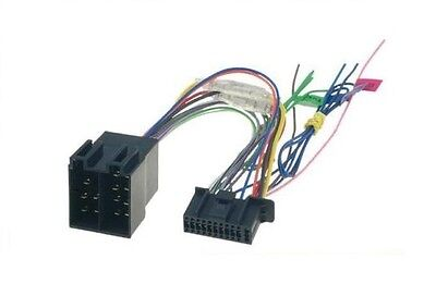 Cable ISO Adapter KENWOOD DNX5220 DNX7240BT DNX8220BT DNX5240 DNX5260BT DDX5026