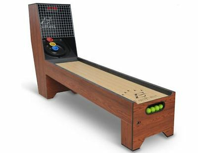 EastPoint Sports Deluxe Arcade RollerBall Game Skeeball Balls Skee Ball Home LED