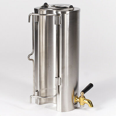 Water Heater Boiler For Anevay Frontier Wood Burning Camp Camping Stove