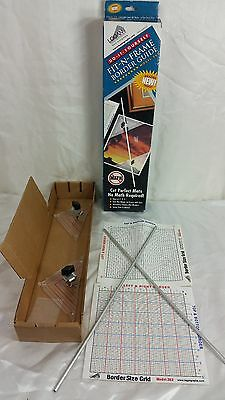Logan Fit N Frame Border Guide Mat Cutter Model 262 New In Box Free Shipping