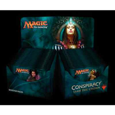 Magic the Gathering - Conspiracy: Take the Crown - Booster Display (36 St) - OVP