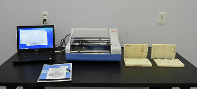 Thermo Scientific ID Scribe Labware Identifier Sample Labeler 3200 Tubewriter